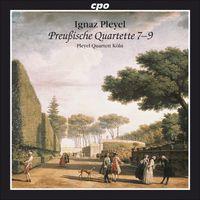Pleyel Quartett Koln - Prussian Quartets 7-9