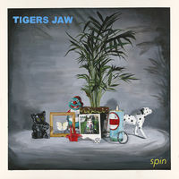 Tigers Jaw - Spin [Turquoise LP]