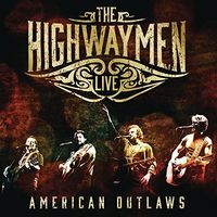 The Highwaymen - Live: American Outlaws [3CD+DVD Box Set]