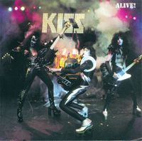 Kiss - Alive: German Version
