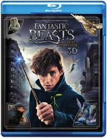 Fantastic Beasts [Movie] - Fantastic Beasts and Where to Find Them [3D]