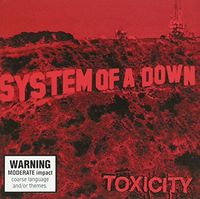 System Of A Down - Toxicity (Gold Series)