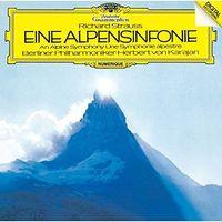 R Strauss / Karajan,Herbert Von - R.Strauss: Eine Alpensinfonie