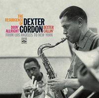 Dexter Gordon - Doin Allright / Dexter Callin