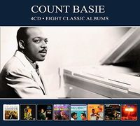 Count Basie - 8 Classic Albums (Ger)