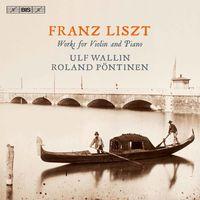 Ulf Wallin - Works For Violin & Piano (Hybr)