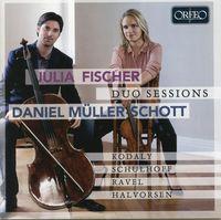 Daniel Muller-Schott - Duo Sessions