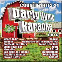 Party Tyme Karaoke - Party Tyme Karaoke - Country Hits 21