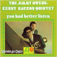 Jimmy Owens - You Better Had Listen