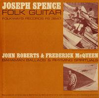 Joseph Spence - Folk Guitar Bahaman Ballads &