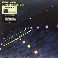 Archers Of Loaf - All Thenations Airports (Deluxe) (Uk)
