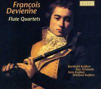 BARTHOLD KUIJKEN - Flute Quartets