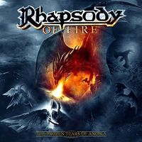 Rhapsody Of Fire - Frozen Tears Of Angels (Bonus Track) (Jpn)