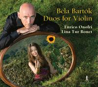 Enrico Onofri - Duos for Violin