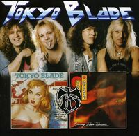 Tokyo Blade - No Remorse/Burning Down Paradise [Import]