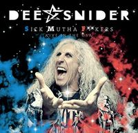 Dee Snider - Smf: Live In The Usa (Uk)