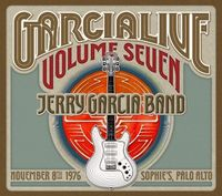 Jerry Garcia Band - GarciaLive Vol.7 - Novenber 8th 1976 Sophie's Palo Alto