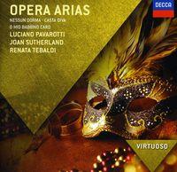 Luciano Pavarotti - Opera Arias [Nessun Dorma/Casta Diva/Mio Babbino]