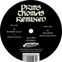 Prins Thomas - Dungen & Sun Araw Remixes (Uk)