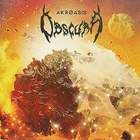 Obscura - Akroasis [Vinyl]
