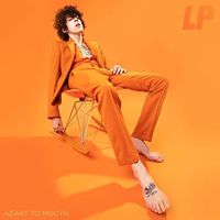 LP - Heart To Mouth [Orange LP]