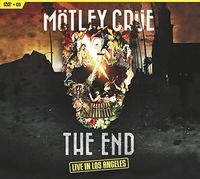 Motley Crue - The End: Live In Los Angeles [DVD + CD]
