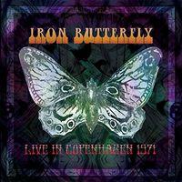 Iron Butterfly - Live In Copenhagen 1971