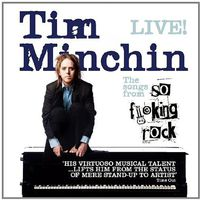 Tim Minchin - So Fucking Rock-Live! (Uk)