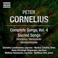 Markus Schafer - Cornelius: Complete Songs, Vol. 4