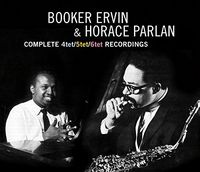 Booker Ervin - Complete 4tet/5tet/6tet Recordings (W/Book) (Spa)