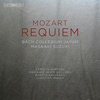 Bach Collegium Japan - Requiem / Vesperae Solennes De Confes (Fra)