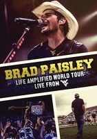 Brad Paisley - Life Amplified World Tour: Live From WVU [DVD]