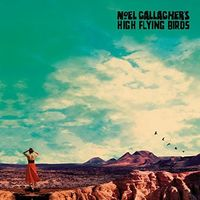 Noel Gallagher's High Flying Birds - Who Built The Moon? [Import]