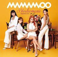 Mamamoo - Decalcomanie (Jpn)