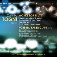 Roberto Fabbriciani - Works for Flute