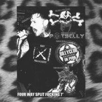 Four Way Split Fucking / Various - Four Way Split Fucking / Various