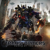 Various Artists - Transformers: Dark of The Moon - The Album [Soundtrack LP]