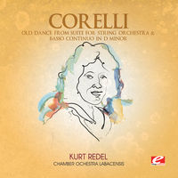 Corelli - Old Dance from Suite String Orch & Basso