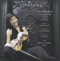 Jennifer Koh - Violin Fantasies