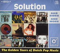 Solution - Golden Years Of Dutch Pop Music