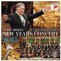 ZUBIN MEHTA - Neujahrskonzert / New Year's Concert