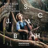 MATT HAIMOVITZ - Cello Suites According To Anna Magdalena (Hybr)