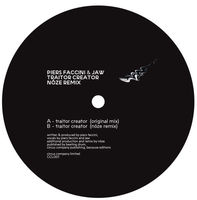 Piers Faccini - Traitor Creator (Noze Remix) [Vinyl Single]
