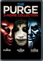 The Purge [Movie] - The Purge: 3-Movie Collection