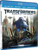 Transformers [Movie] - Transformers: Dark of the Moon [3D]