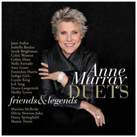 Anne Murray - Duets, Friends and Legends