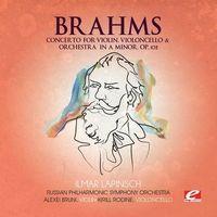 Brahms - Concerto Violin Violoncello & Orchestra