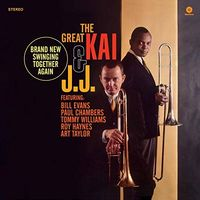 J.J. Johnson and Kai Winding - Great Kai & J. J. (Spa)
