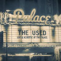 The Used - Live & Acoustic At The Palace [CD+DVD]