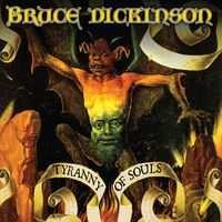 Bruce Dickinson - Tyranny Of Souls [LP]